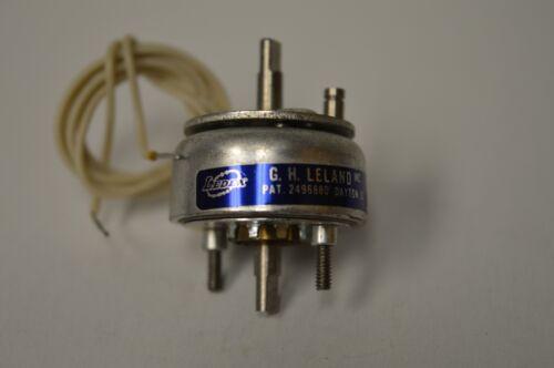 Ledex Rotary Solenoid NIP G.H. Leland Inc.Dayton,O.PAT. 2496880 # B-64954-001