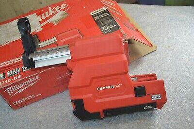 Milwaukee M18 18-volt Hammervac Hepa Filtered Dust 2715-de - Very Clean Filter