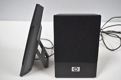 HP Thin USB Powered Flat Computer/Laptop Speakers - Model H-204