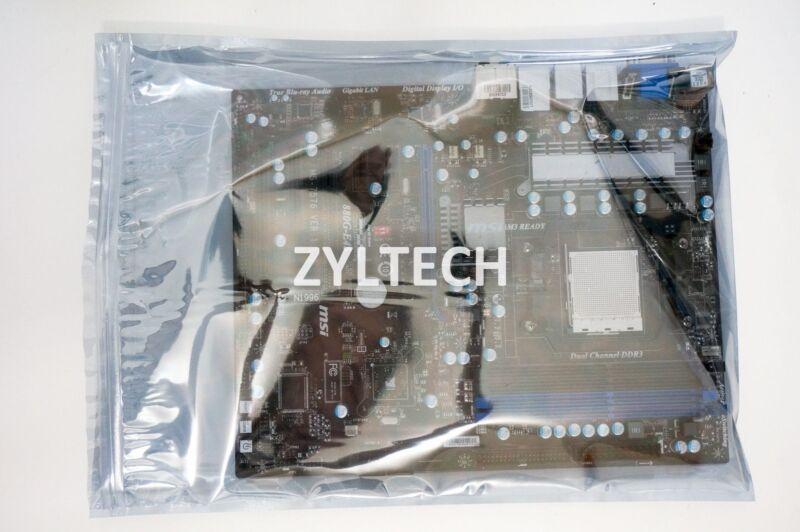 "12"" X 16"" Motherboard MB Anti Static Bag ESD Metal Silver Resealable ZipLock ATX"
