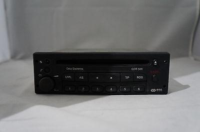 Delco CDR 500 Autoradio Radio CD