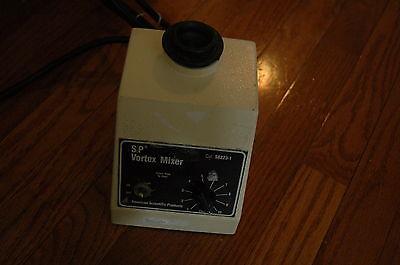 Sp Mixer Vortex Shaker Model Maximum Rotator Vortexer