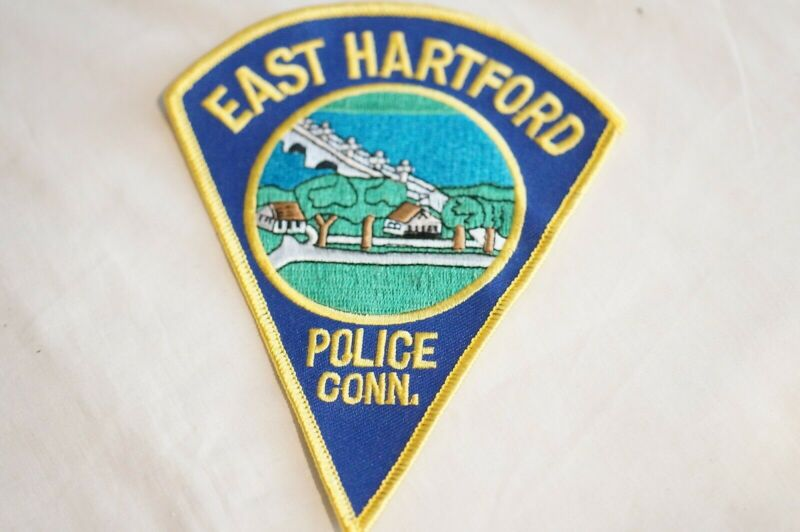 US East Hartford Connecticut Police Patch