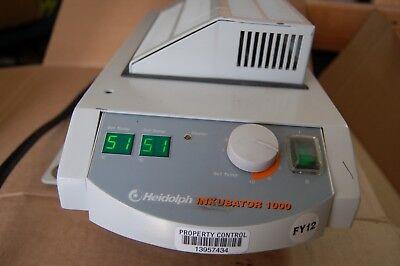 Heidolph Incubator For The Platform Shaker 1000 Oven Shaking Titramax