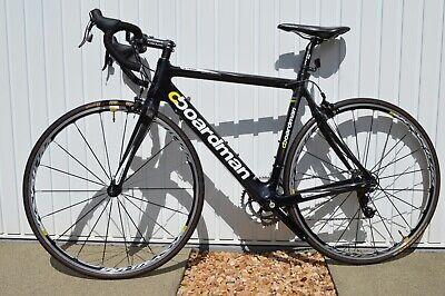 Boardman Team Carbon Road Bike Men's Size Medium 53cm