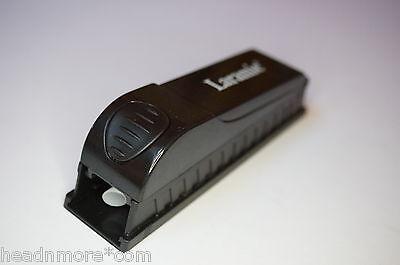3 Stück - LARAMIE SHOOTER SCHWARZ Hülsen Zigaretten Stopfmaschine Drehmaschine