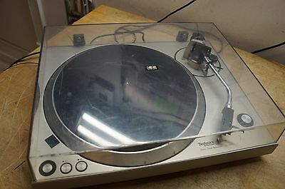 Technics SL-1401 Quartz Direct Drive Auto Turntable
