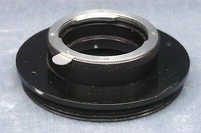 UNKNOWN NIKON LENS ADAPTER, LARGE 90MM THREADS, WHAT IS THIS?