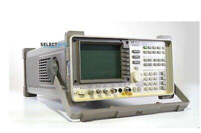 Agilent Hp 8560e Portable Spectrum Analyzer 30 Hz - 2.9 Ghz Look Ref443g