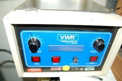 Vwr Scientific Water Bath Model 1230