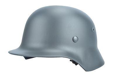 WW2 German Elit M35 Helmet Matte-Green