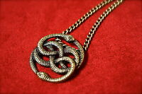 La Storia Infinita Collana Auryn Aurin Necklace Neverending Story Cosplay Film -  - ebay.it