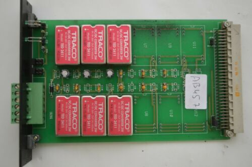TRACO TED 2411 DC/DC Converter Platine / Board  (AB457)