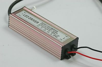 60w Watt High Power Led Driver Ac85v-265v 50-60hz Waterproof Power Supply Driver