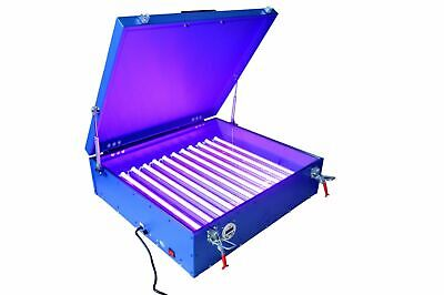 Intbuying Uv Exposure Unit Silk Screen Printing Led Light Box 24x28 Fast Ship