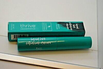 Thrive Causemetics Liquid Lash Extension Mascara Brynn Rich Black 4g Deluxe MINI