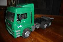 BRUDER - LGE MAN TRUCK/PRIME MOVER 1:16 SCALE MADE IN GERMANY Moonee Ponds Moonee Valley Preview