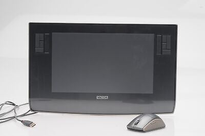 Wacom PTZ631W Intuos3 6x11 USB Graphics Tablet NO Pen Included              #421 for sale  Shipping to India