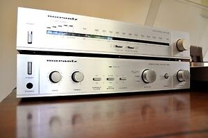 GOLD SERIES!! MARANTZ STEREO PM25 AMPLIFIER & ST25 TUNER!! VGC!!! Plenty Nillumbik Area Preview