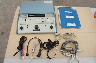 Rarely Used Madsen Midimate 622 Clinical Diagnostic Audiometer W Software