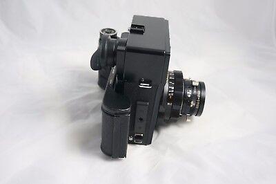 Mamiya Universal Press Black W/ Sekor 100mm F3.5 lens, multi-format back