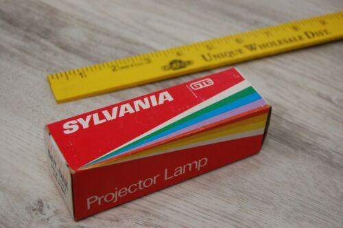 Sylvania Blue Top DAY-DAK 500 Watt 120 V. 30 Hour Projector Lamp NEW Old Stock