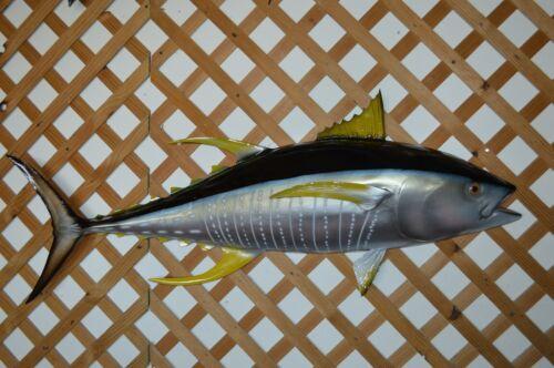 "Yellowfin Tuna 51"" Half Mount"