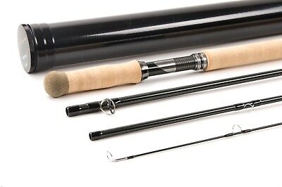 NEW G. LOOMIS ASQUITH SPEY 7130-4 13' #7 WEIGHT FLY ROD WITH FREE $130 FLY LINE for sale  Shipping to Canada