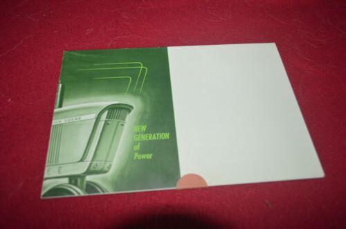 John Deere 1010 2010 3010 4010 8010 Tractor Brochure FCCA