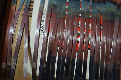 50 Ft Pure Nickel Non-resistance Flat Ribbon Wire .4243 0hmsft .078 X .005