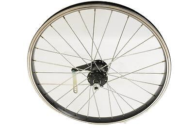 TUBES LINERS /& SPROCKET NEW 20/'/'x1.75 BICYCLE HEAVY DUTY RIM SET WITH TIRES