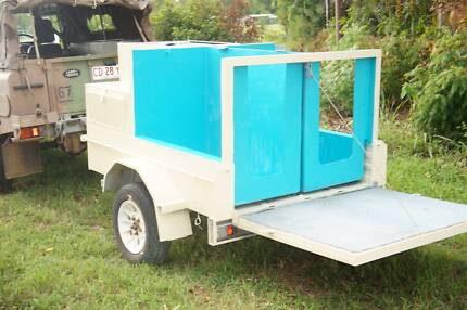 Mobile Dog Wash Trailer For Sale Humpty Doo Litchfield Area Preview