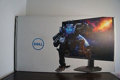 """Dell 27"""" IPS QHD FreeSync G-SYNC compatible monitor HDR 165Hz *DEFECT, +WARRANTY"""