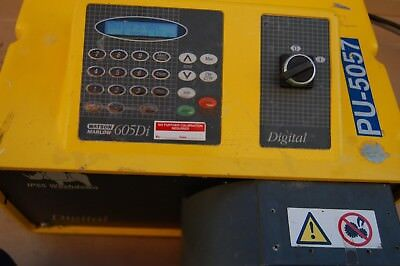 Watson Marlow 605di Peristaltic Pump Easy Load Drive Head Dose 505 Di Digital