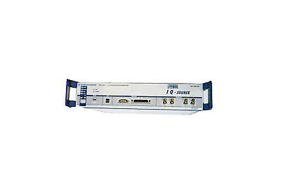 Rohde Schwarz Rs Afq100a Iq Modulation Generator