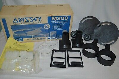 NEW Odyssey M800 Freedom Series M818/824/828 Pool Solar Cover Reel Parts Kit Odyssey Pool Reel