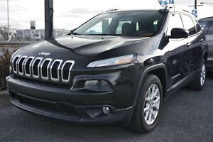 JEEP CHEROKEE NORTH 4X4+ENSEMBLE DE REMORQUAGE+ÉCRAN 8.4