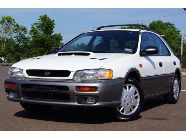 Imagen 5 de Subaru Impreza 2.2L…