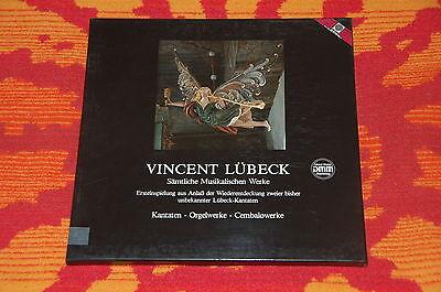 ♫♫♫ VINCENT LÜBECK * Complete music works Ursina Mottete 50180 Boxset ♫♫♫