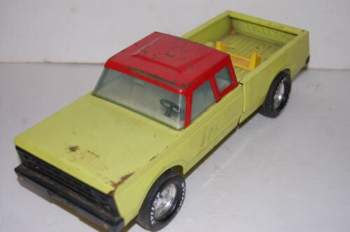 Nylint Extended Cab Red Roof