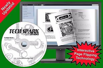 Ski-Doo 250 300 340 400 440 450 444 650 Service Repair Shop Manual 1978-1979