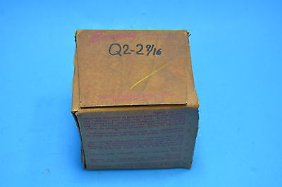 NEW BROWNING Q2-2 9/16 BUSHING SPLIT TAPER, NEW IN BOX, NEW OLD STOCK