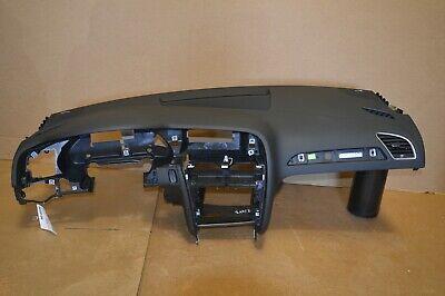 10-16 AUDI A4 S4 ALLROAD DASHBOARD DASH PANEL DASH BOARD OEM BLACK