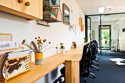 Full time desk space in boutique shared office Bondi Junction Bondi Junction Eastern Suburbs Preview