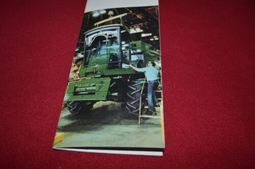 John Deere Harvester Works For 1983 Dealer
