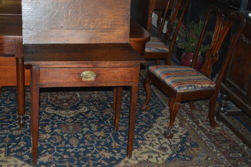 Antique Hepplewhite American Game Table C. 1790