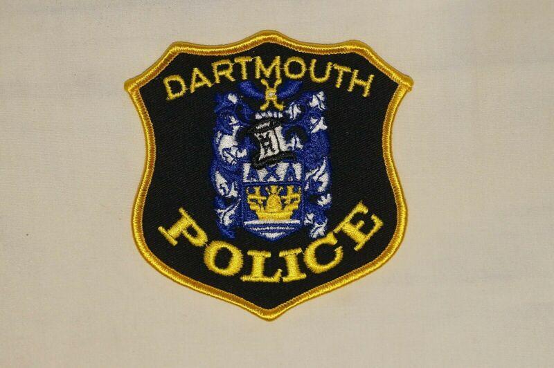 Canadian Nova Scotia Dartmouth Police Patch
