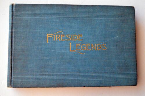 Fireside Legends 1890 Fitchburg Massachusetts History Directory Native American