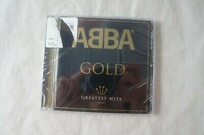 Abba: Gold - Greatest Hits (CD, 2010) Brand New, Factory Sealed!