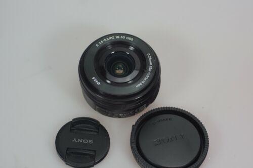 Sony SEL-P1650 16-50 / F3,5-5,6 E-Mount Objektiv.